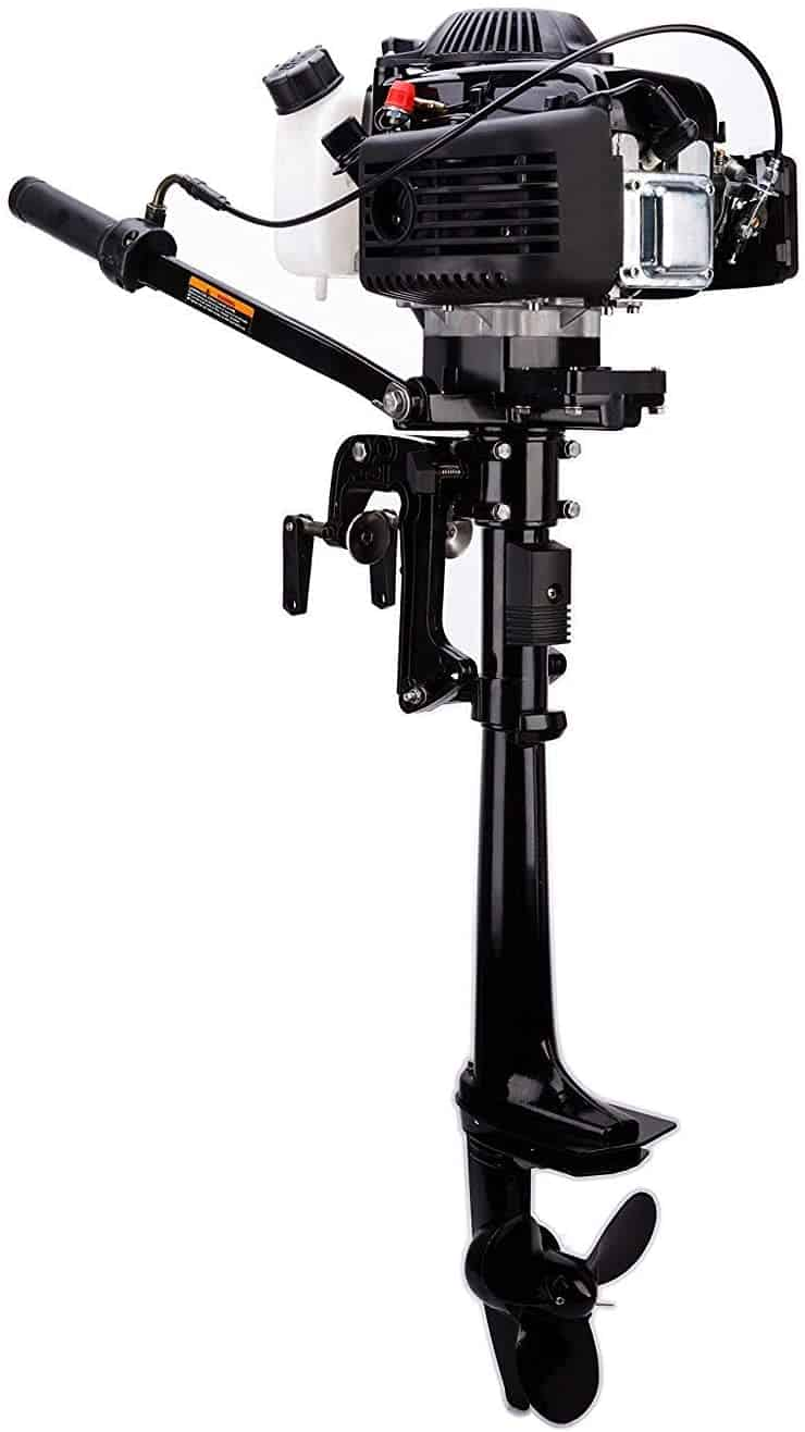 Four-Stroke Watering Cooling Outboard Motor by Leadallway