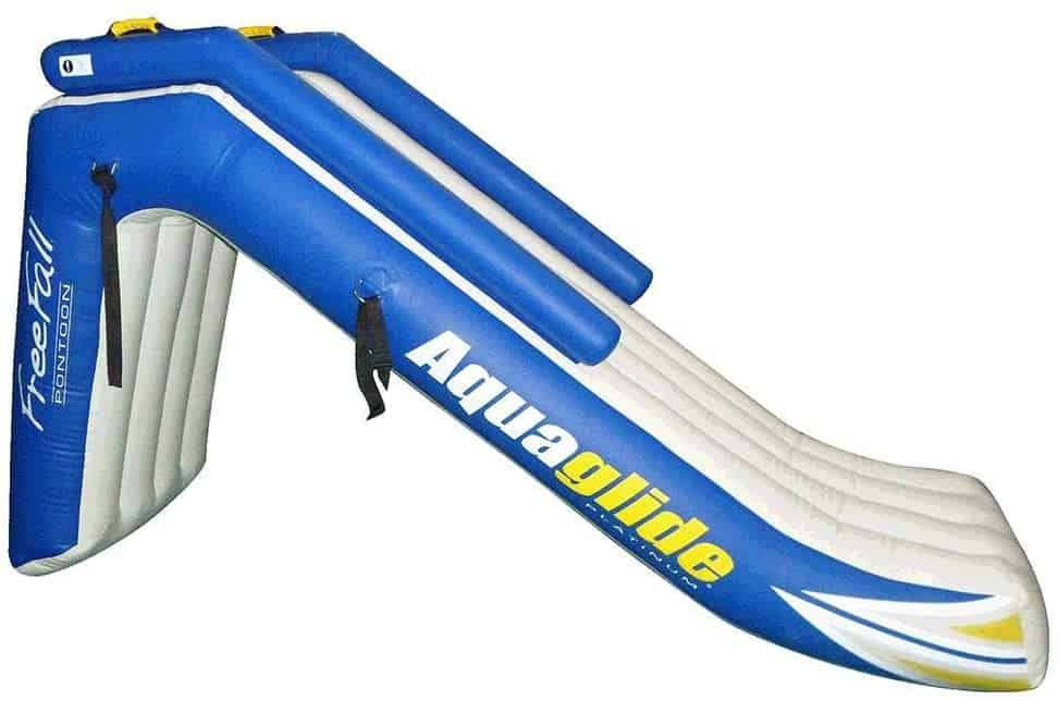 Freefall Pontoon Slide by Aquaglide