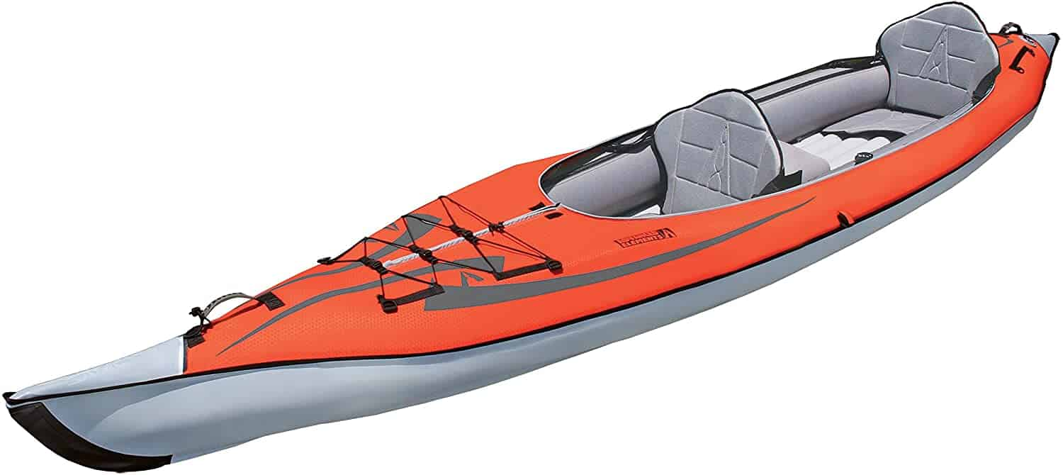Inflatable Tandem Kayak by Advanced Elements