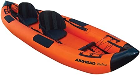 Inflatable Tandem Kayak by Airhead