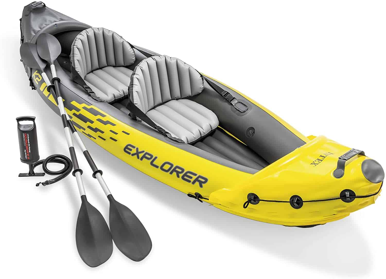 Inflatable Tandem Kayak by Intex