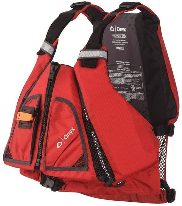 MoreVent Torsion Personal Flotation Device by Onyx