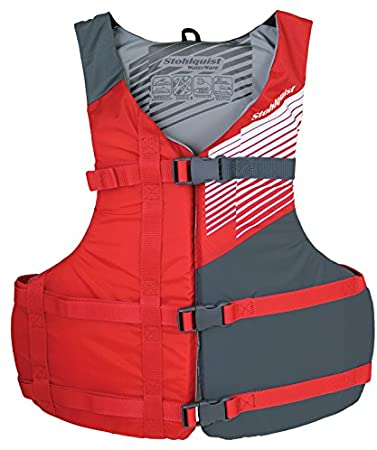 Personal Flotation Vest or Life Jacket by Stohlquist