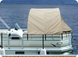 Pontoon Boat Bow Privacy Enclosure