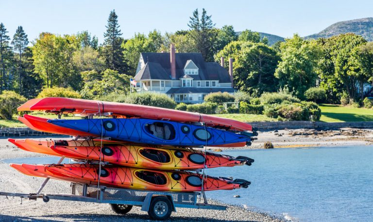 best kayak trailers