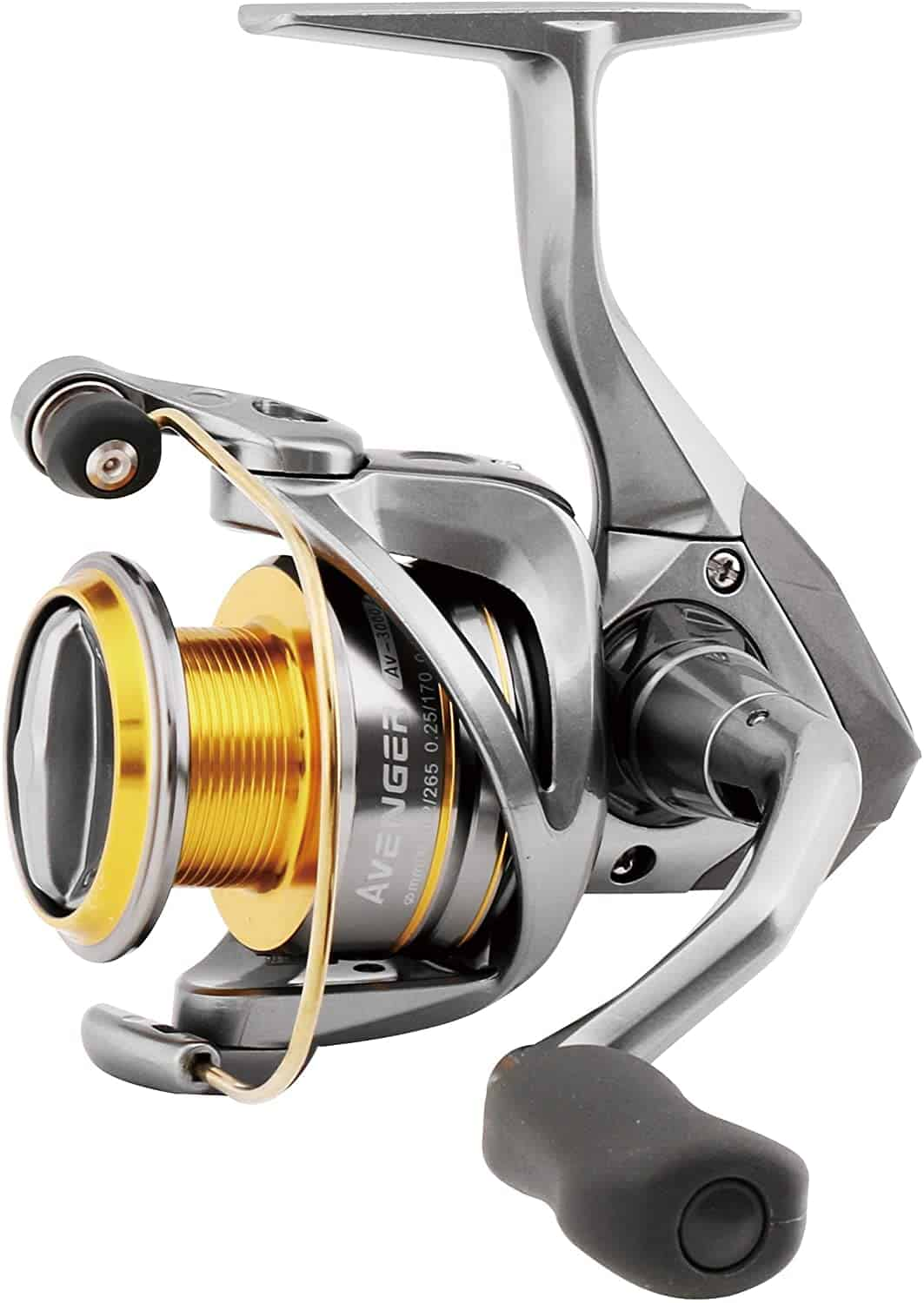 Avenger Spinning Reel by Okuma