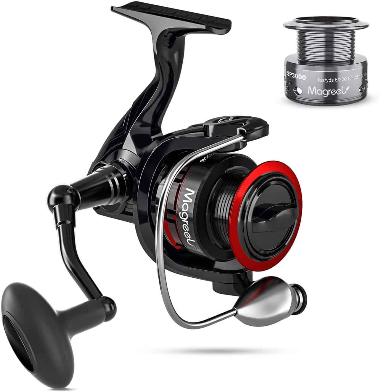 Fishing Spinning Reel by Magreel