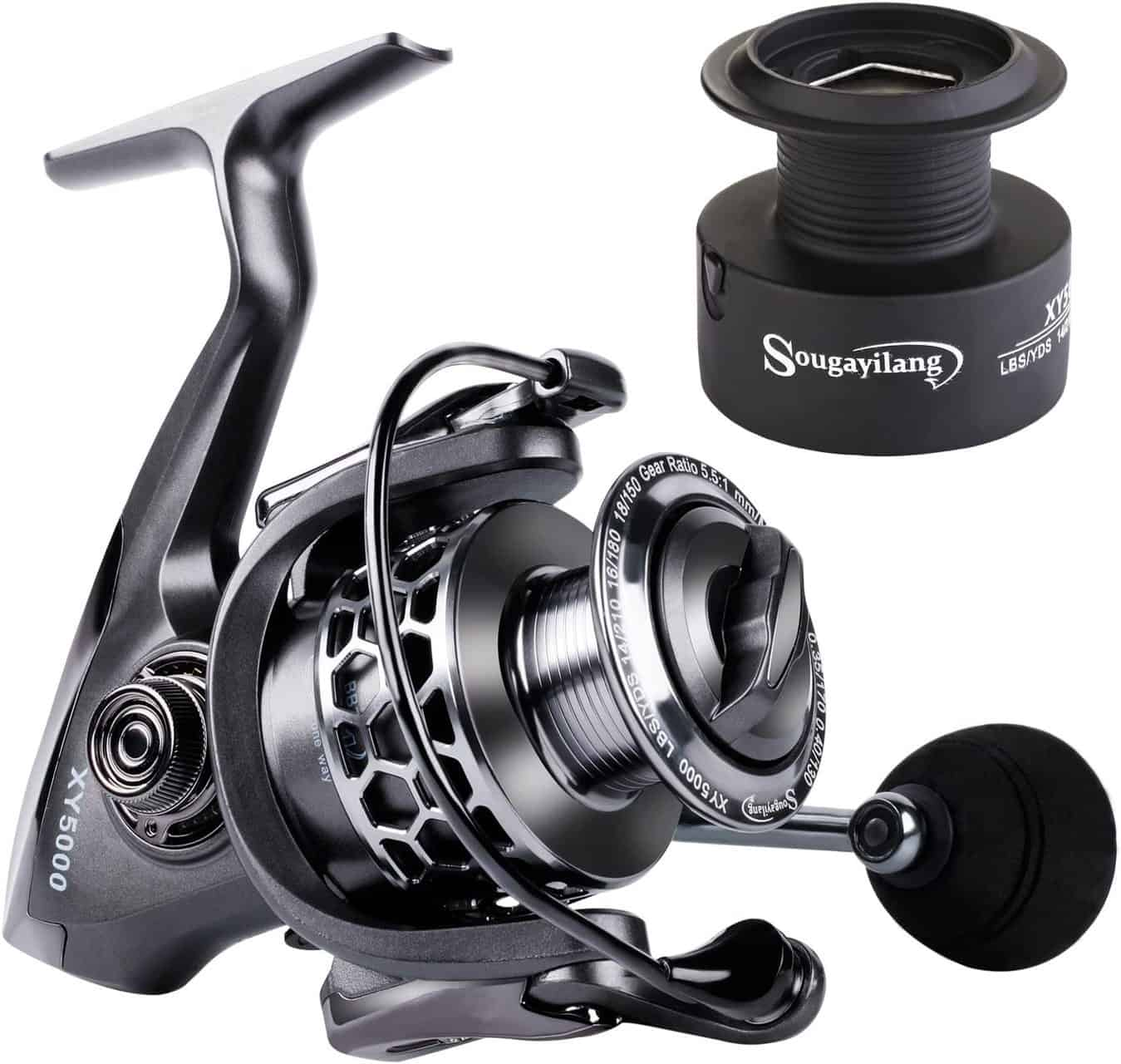 Fishing Spinning Reel by Sougayilang