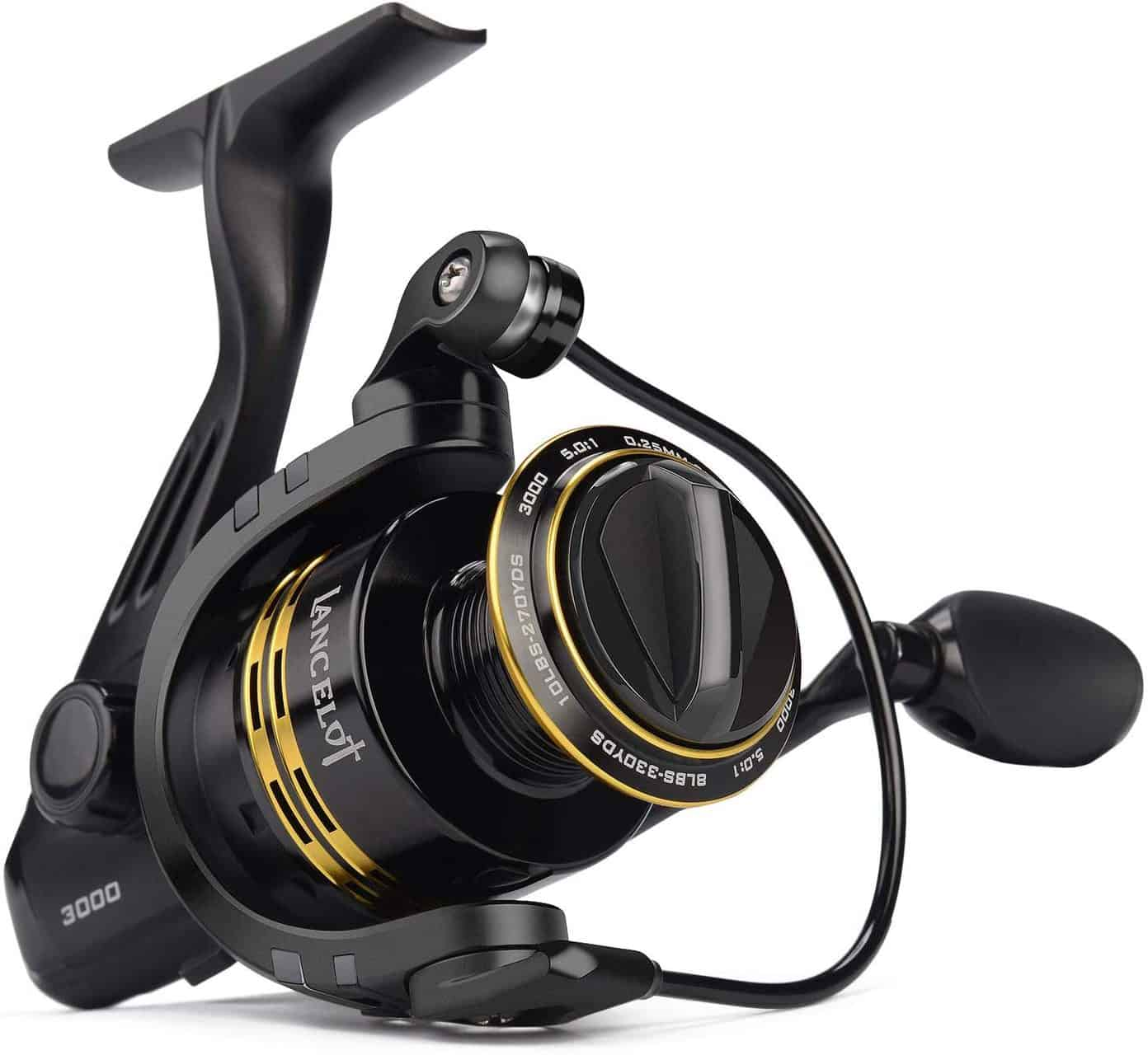 Lancelot Spinning Reel by KastKing