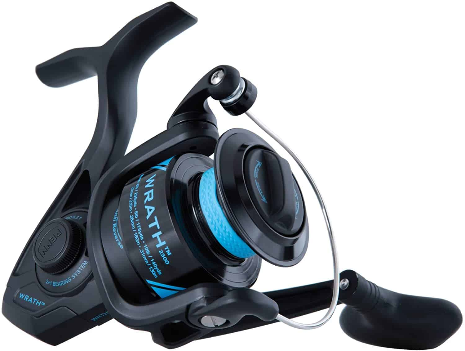 Wrath Spinning Reel by Penn