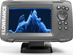 5-inch Fish Finder by Lowrance - Side Imaging Fish Finders