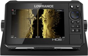 7-Inch Fish Finder by Lowrance - Side Imaging Fish Finders