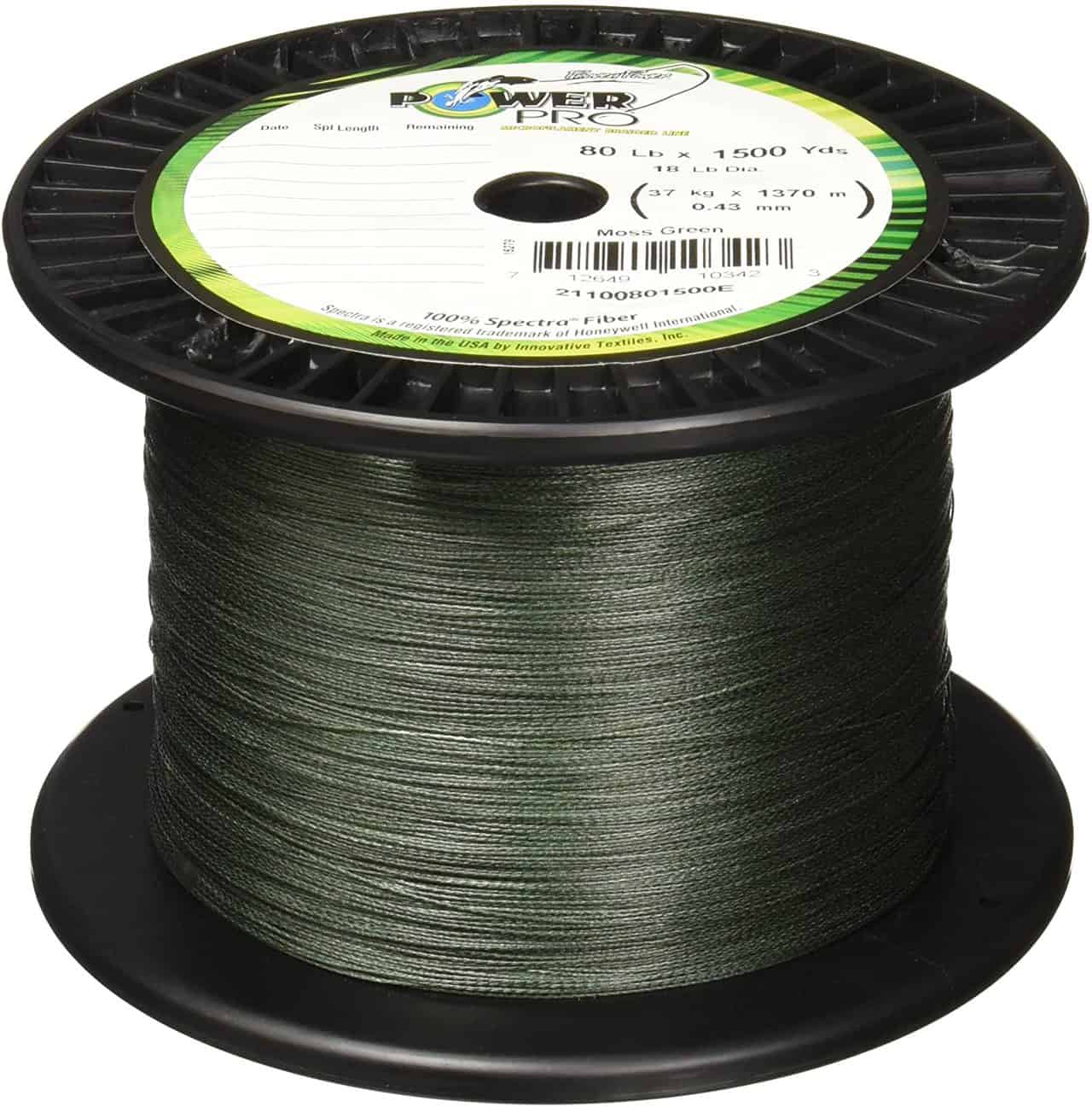 Braided Trout Fishing Line by PowerPro