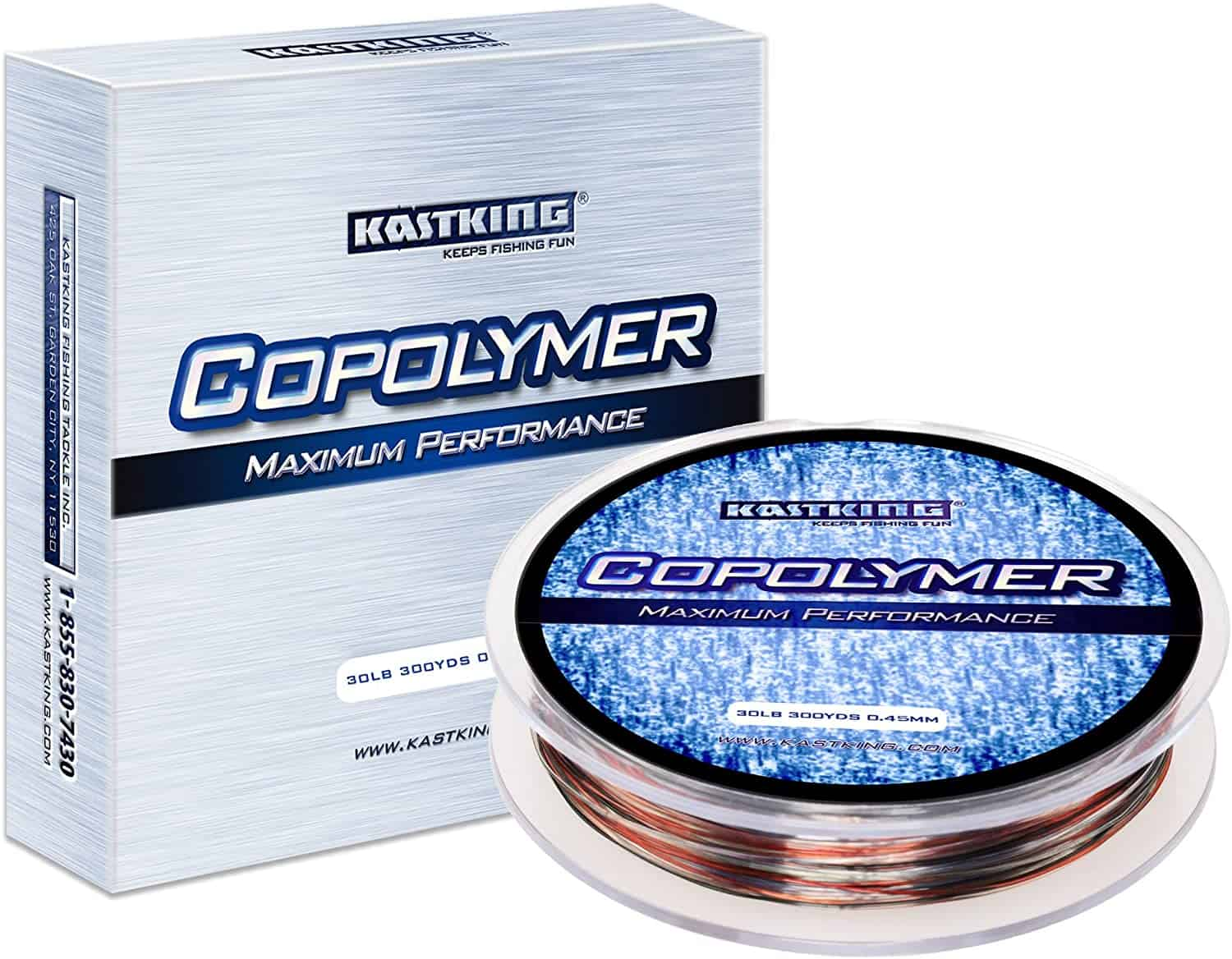 Copolymer Trout Fishing Line by KastKing