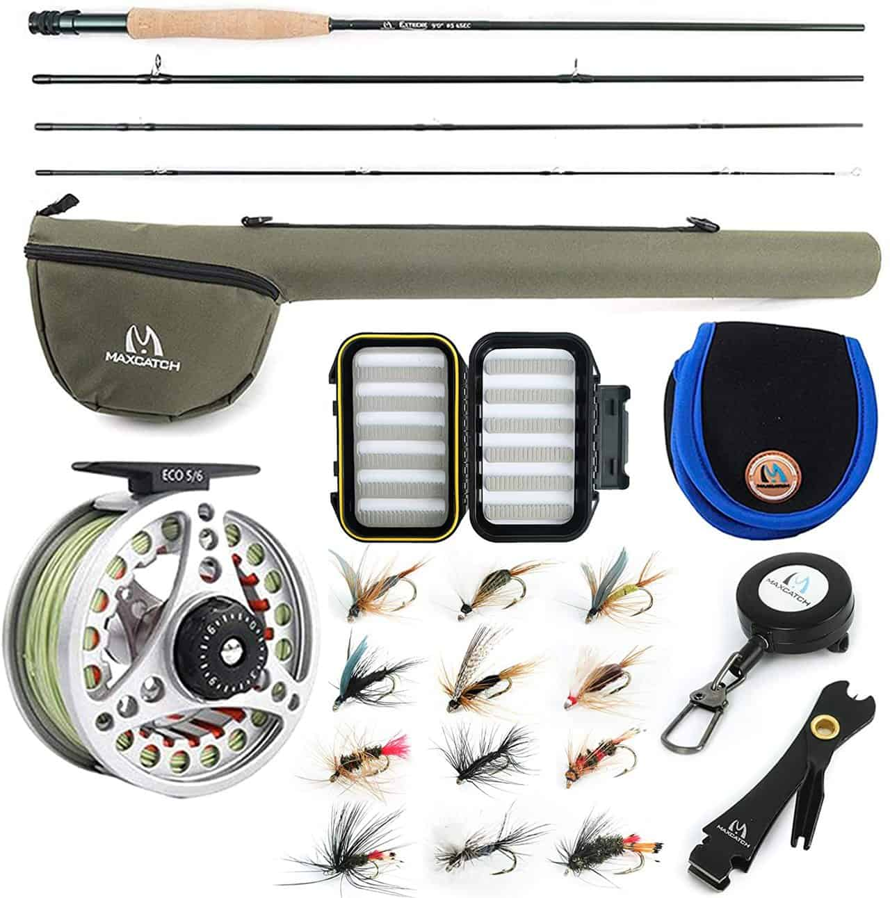 Fly Fishing Kit by M MaximumCatch