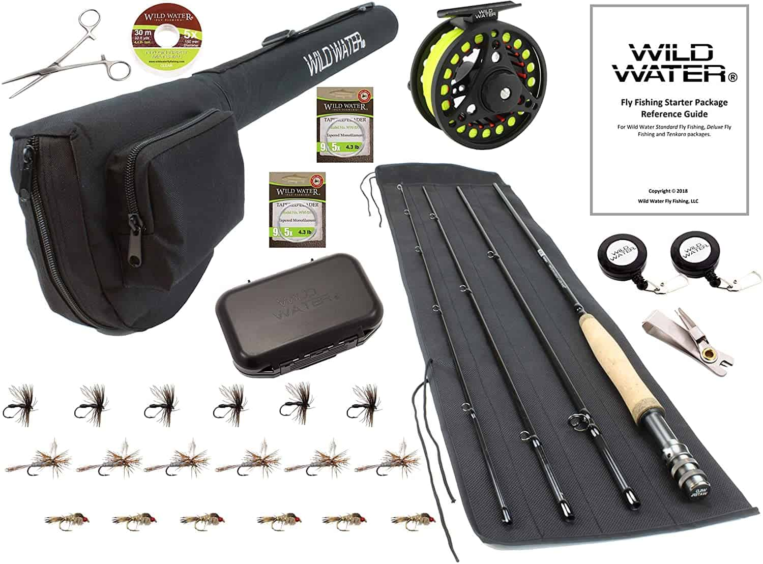 Fly Fishing Rod by Wild Water
