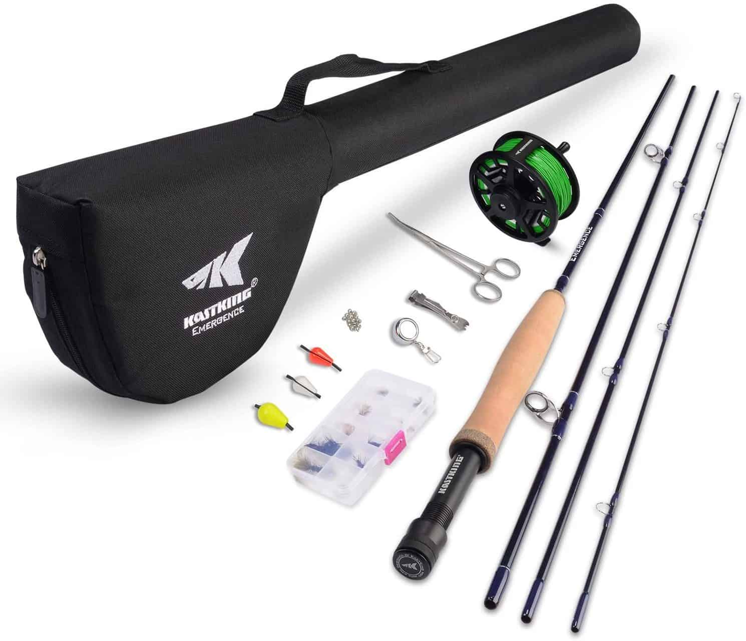 Fly Rod Combo by KastKing