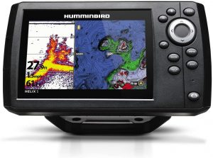GPS Fish Finder by Humminbird