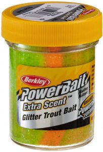 Glitter Powerbait by Berkley