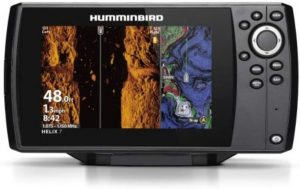 Helix 7 Fish Finder by Humminbird - Side Imaging Fish Finders