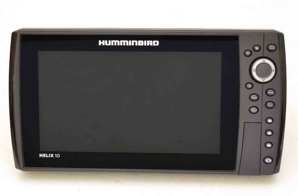 Helix 9 Fish Finder by Humminbird - Side Imaging Fish Finders