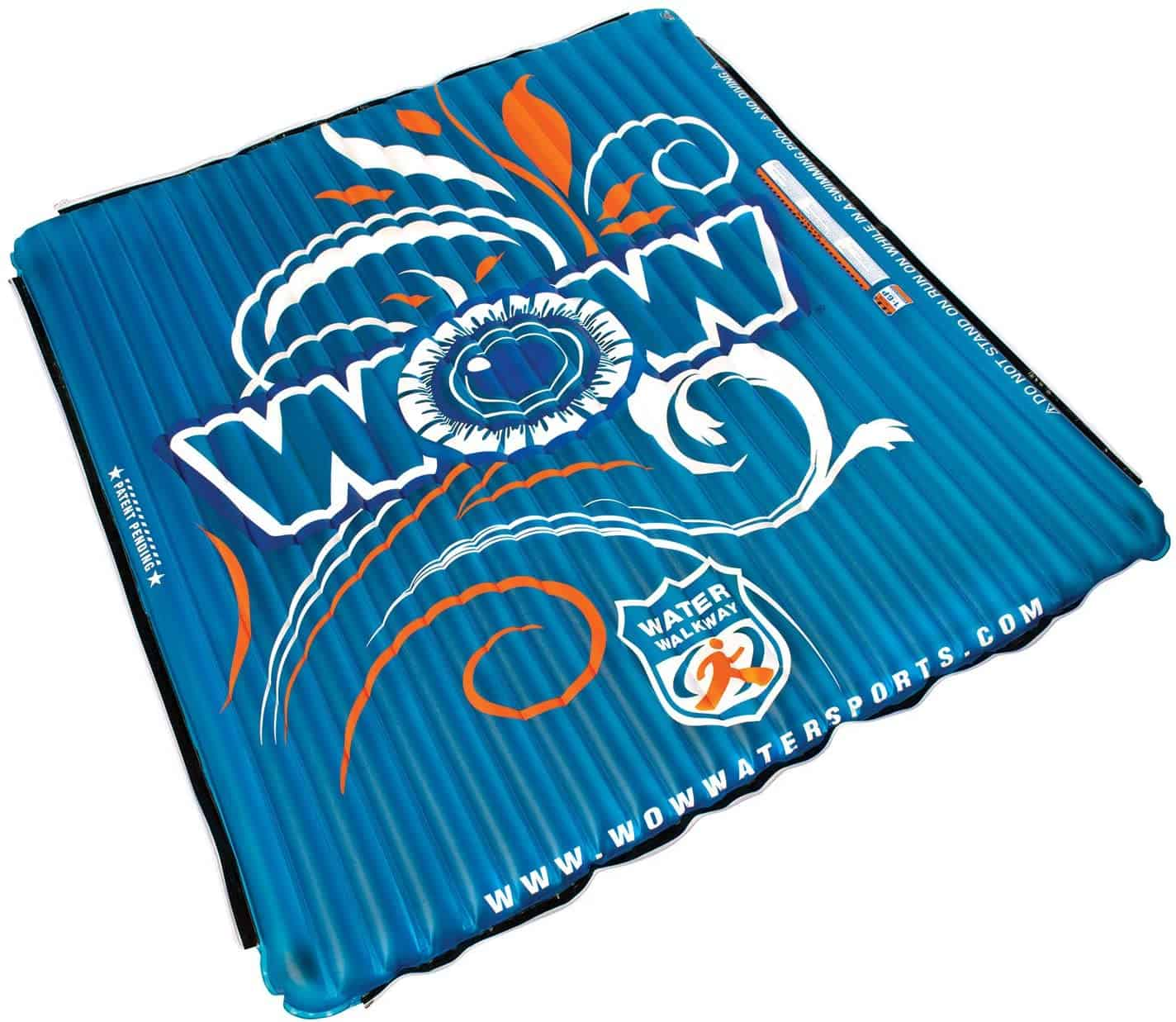 Inflatable Float Mat by Wow Sports