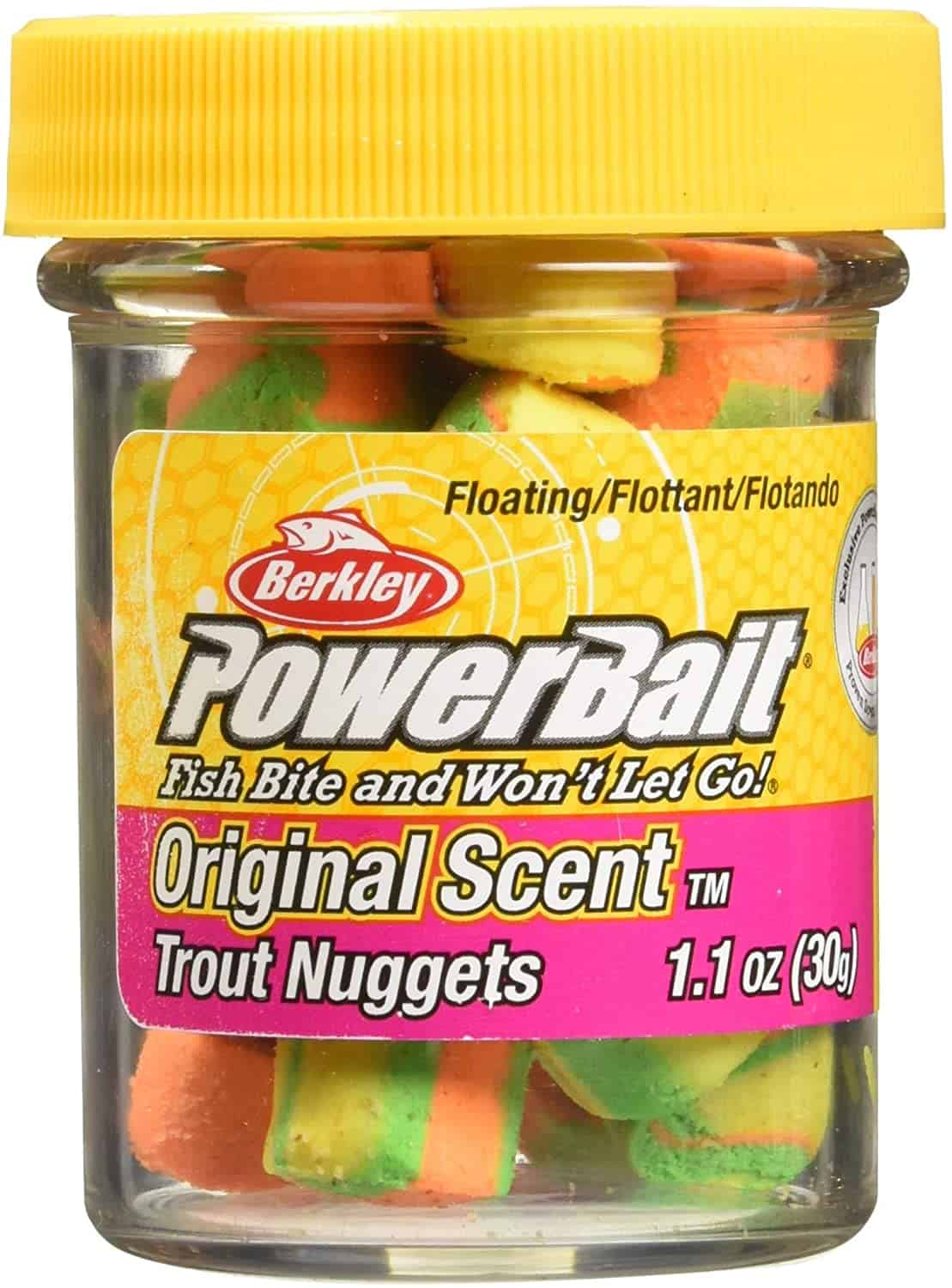 Powerbait Nuggets by Berkley