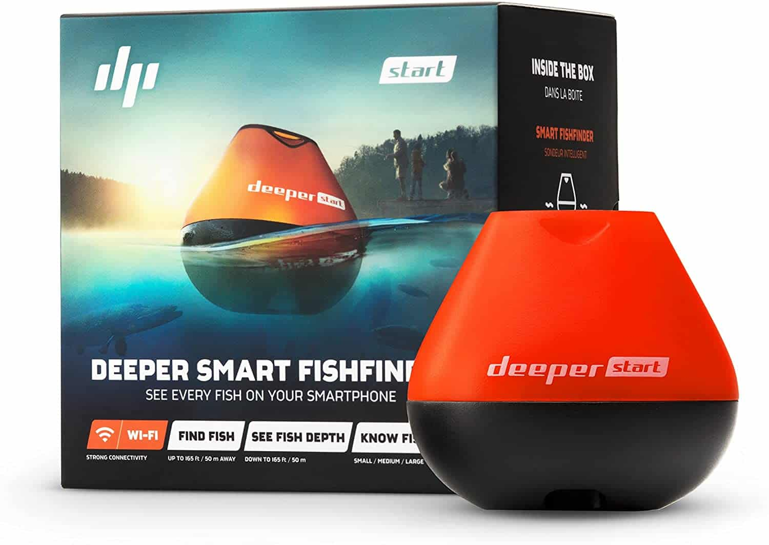 Smart Fish Finder by Deeper
