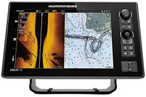 Solix 10 Fish Finder by Humminbird - Side Imaging Fish Finders