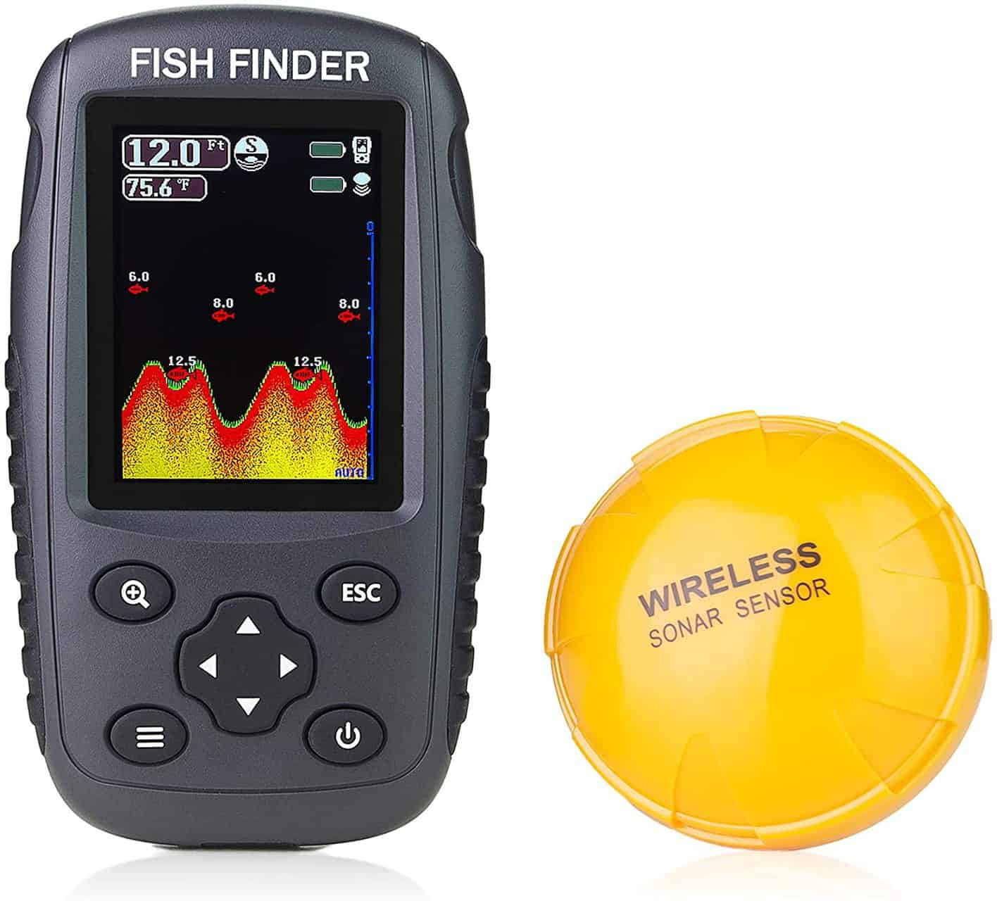Wireless Fish Finder by Venterior