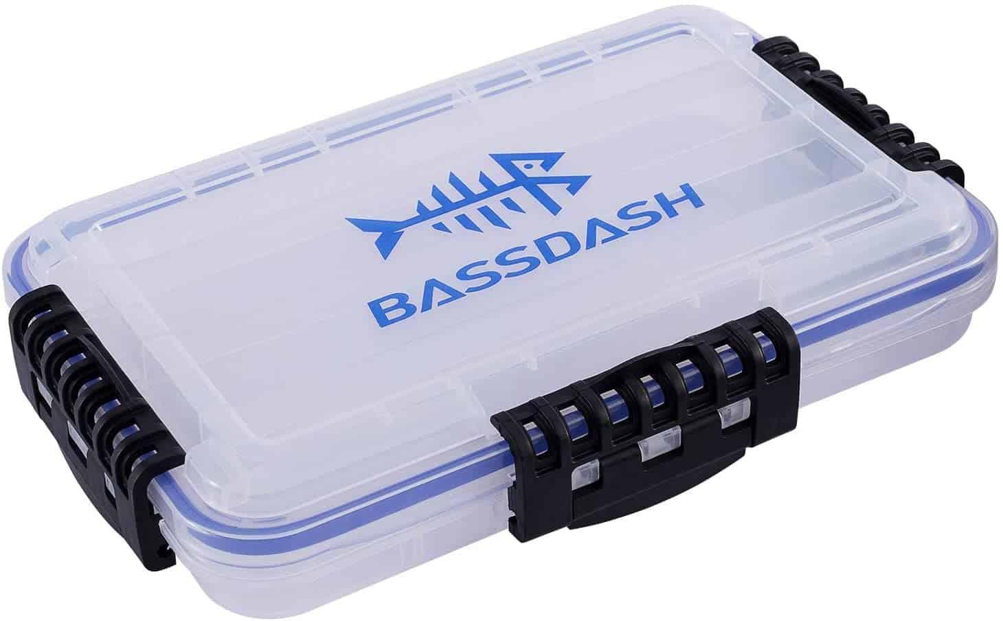 Bassdash Adjustable Fishing Tackle Box