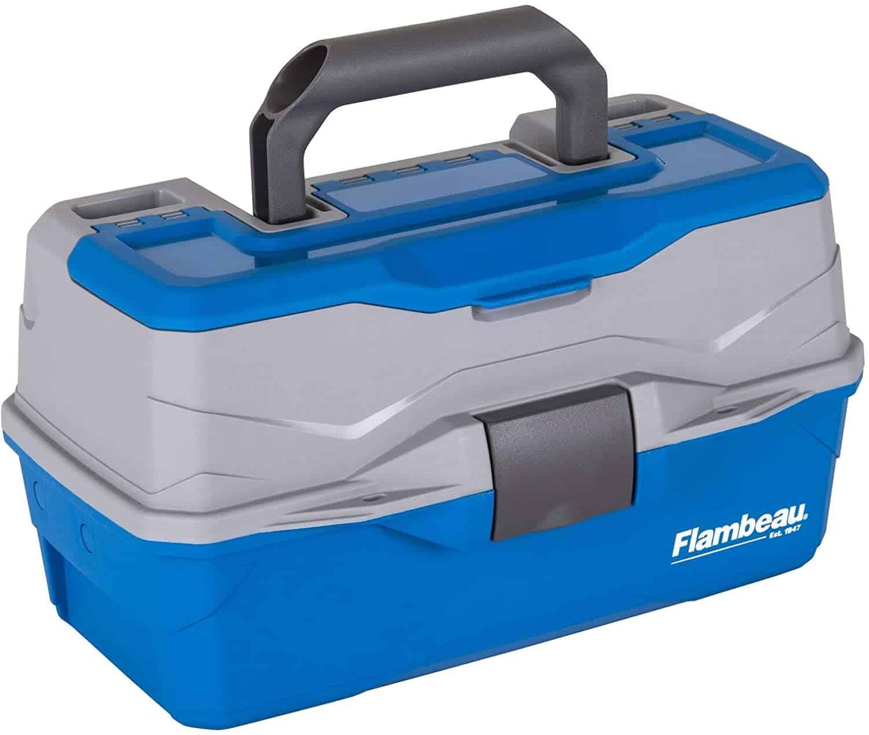 Flambeau Classic Fishing Tackle Box