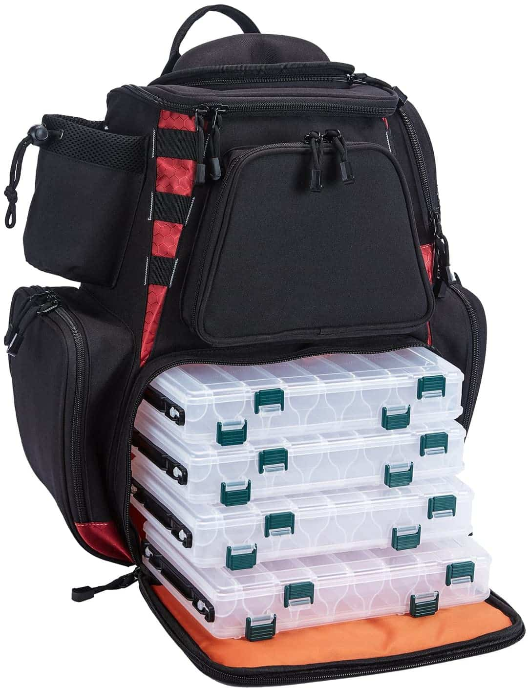 Piscifun Backpack Fishing Tackle Box