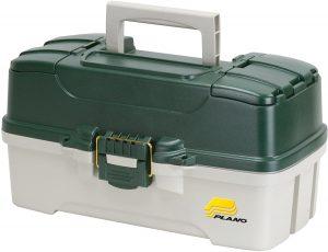 Plano 3-Tray Fishing Tackle Box