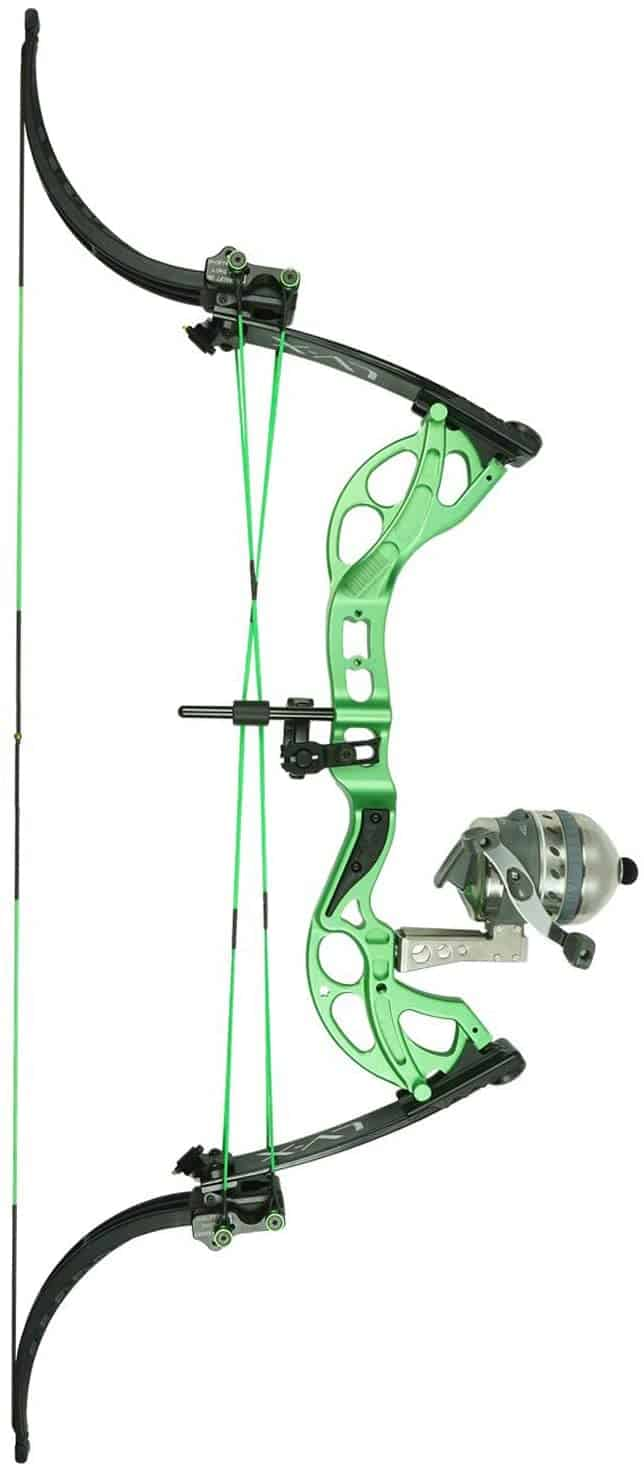 8000 LV-X Bowfishing Bow by Muzzy