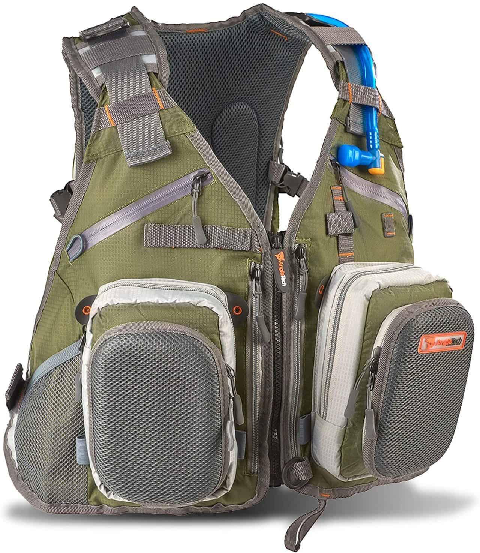 Anglatech Unisex Fly Fishing Vest