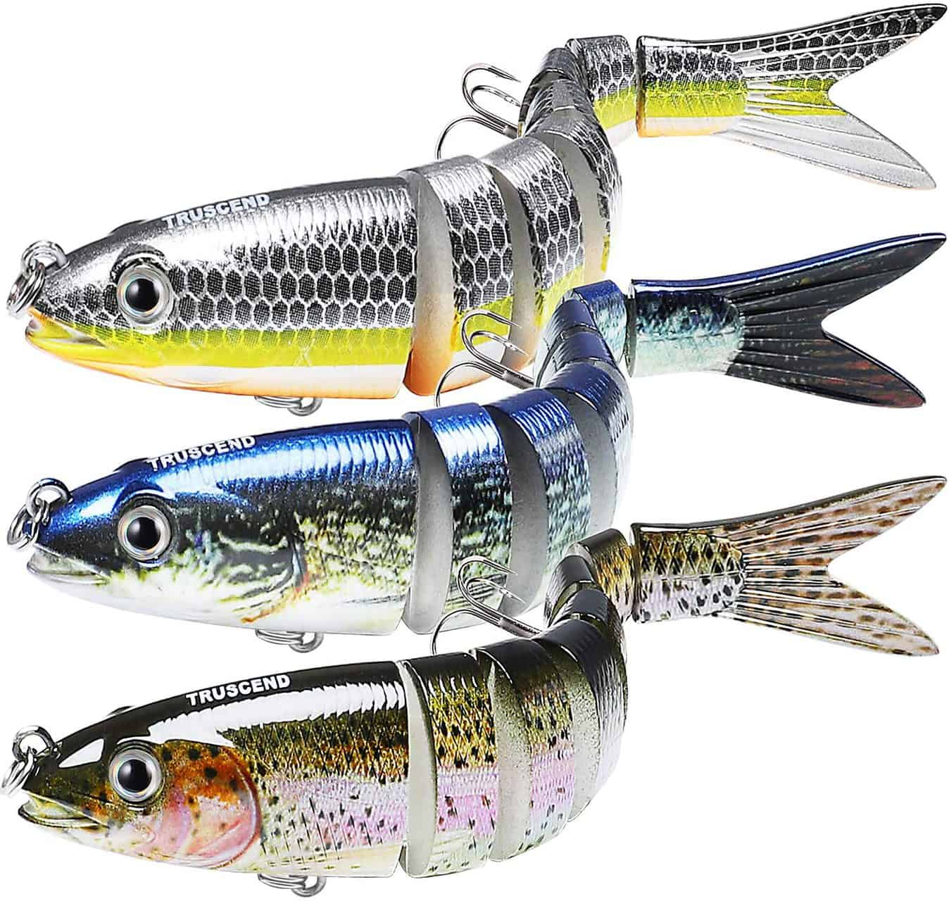 Bass Fishing Lure by Truscend
