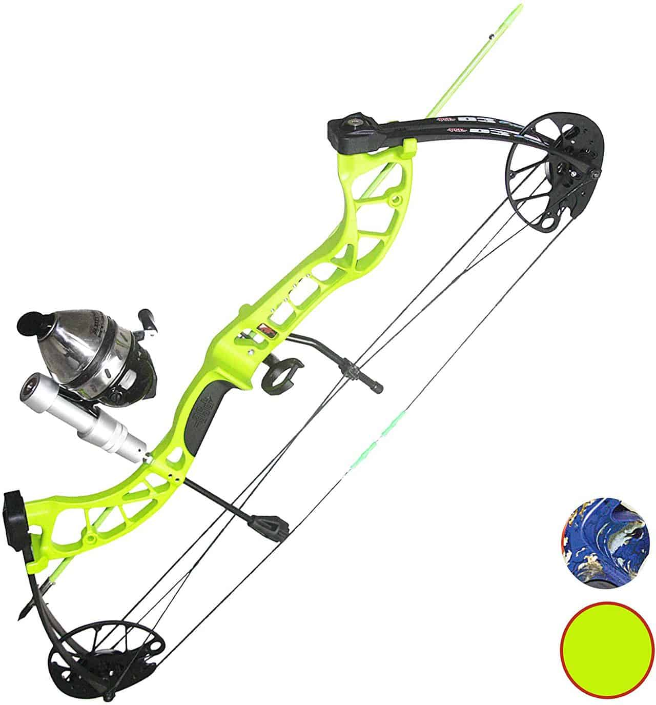 Bowfishing Bow and Reel by PSE Archery