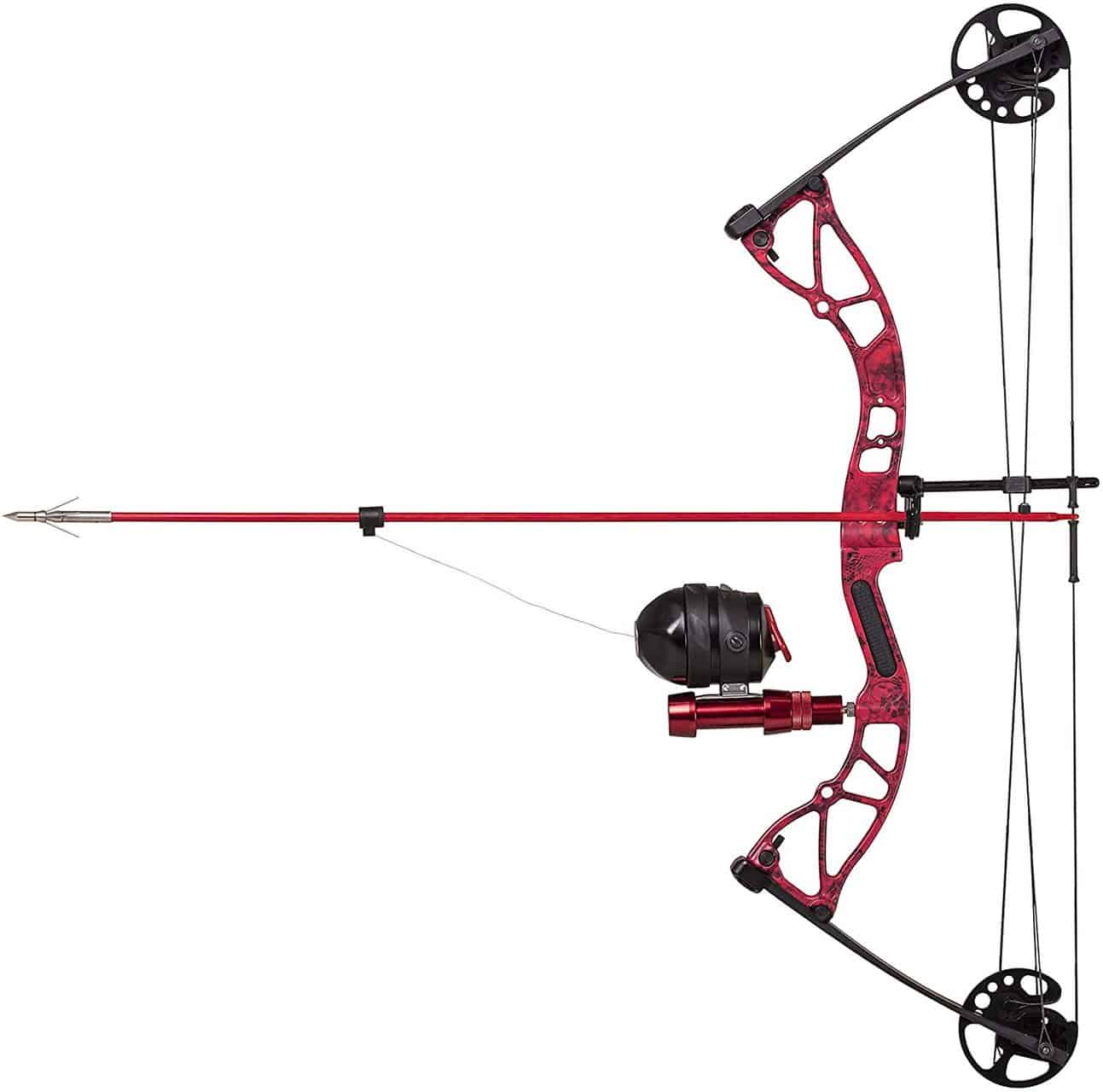 Bowfishing Bow with Arrow Rest by Cajun