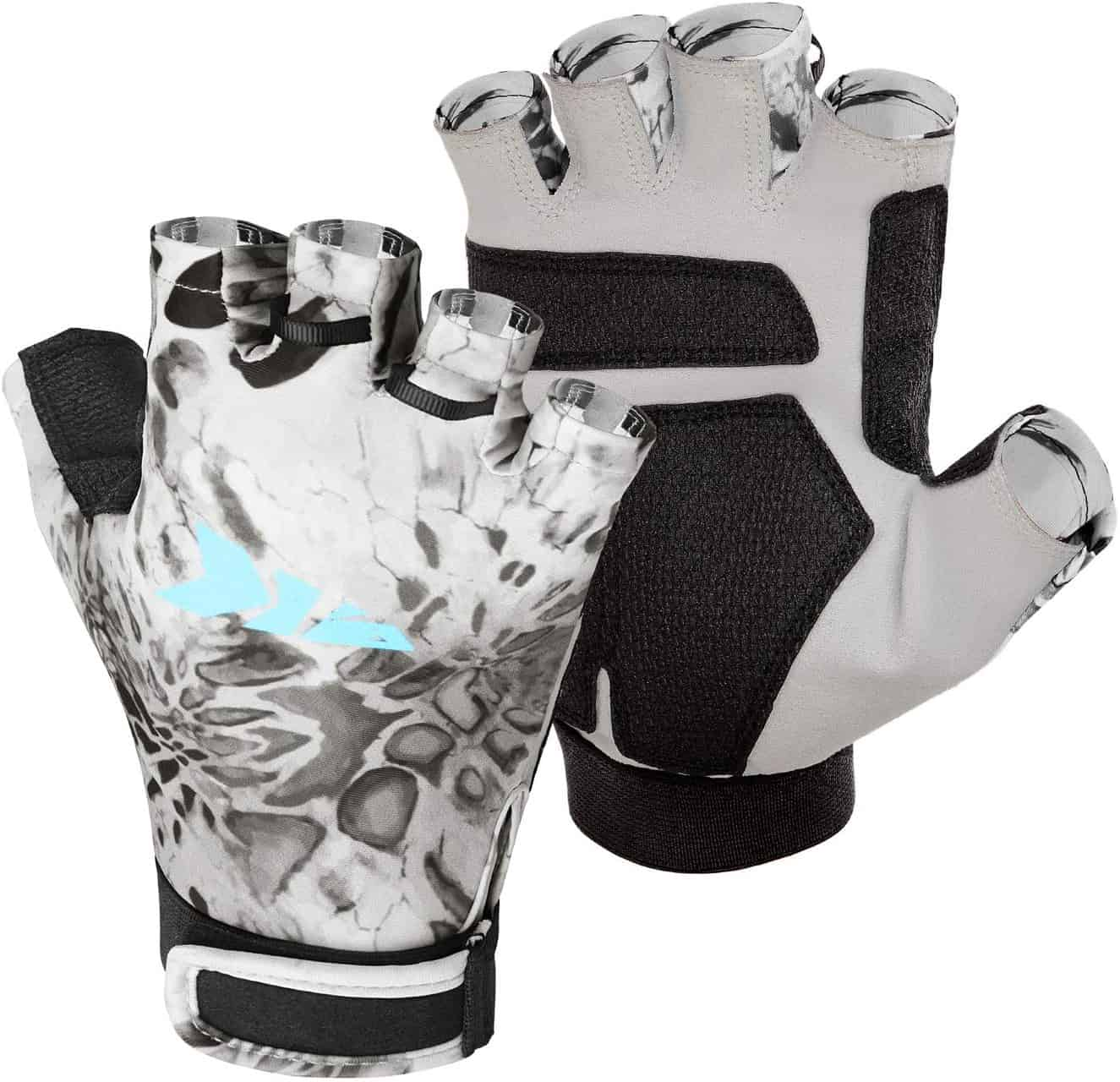 Fingerless Fishing Gloves by KastKing