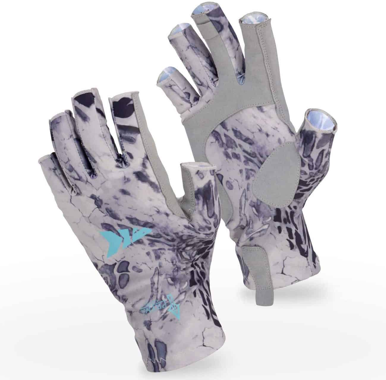 Fishing Gloves with UV Protection by KastKing