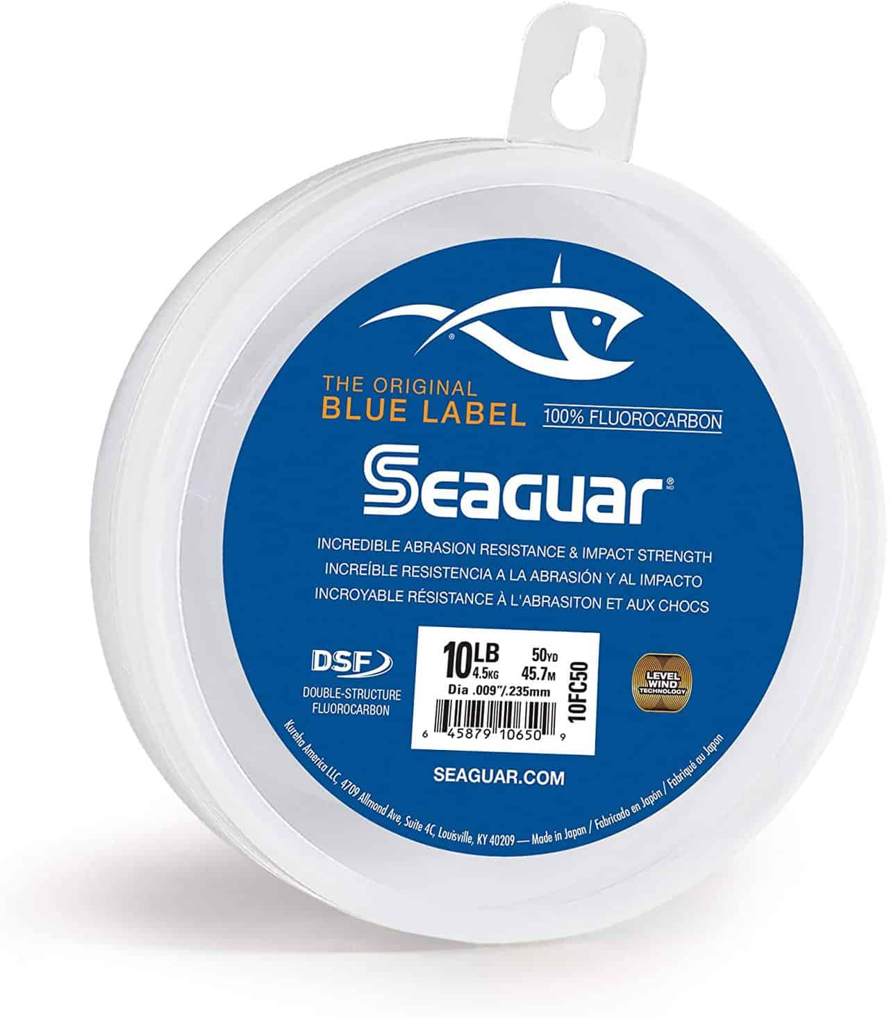 Fluorocarbon Fishing Line by Seaguar