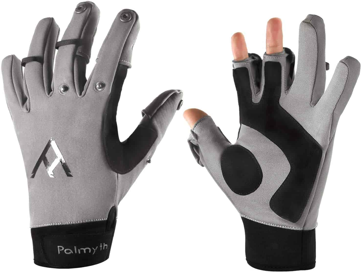 Ice Fishing Gloves by Palmyth