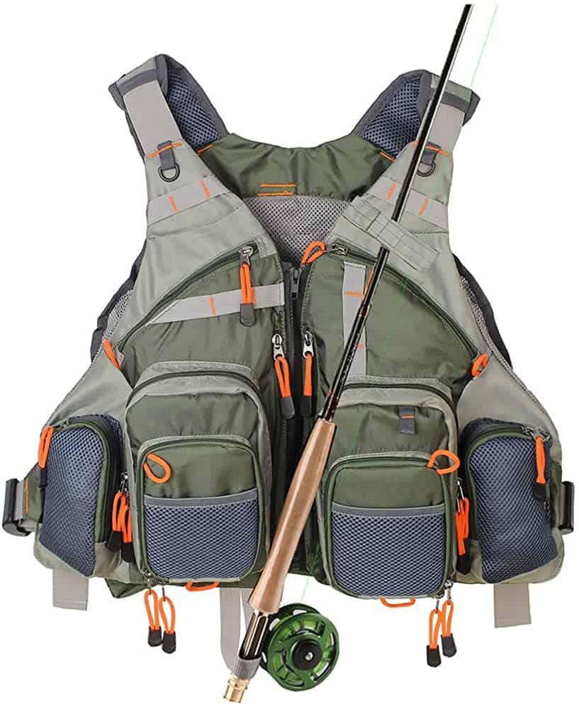 Kylebooker Fly Fishing Vest