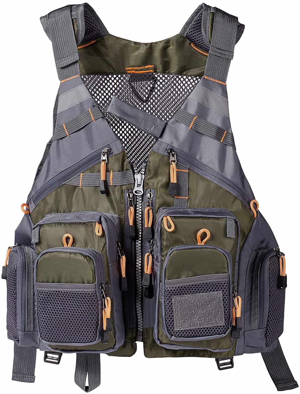 Lightbare Trout Fishing Vest