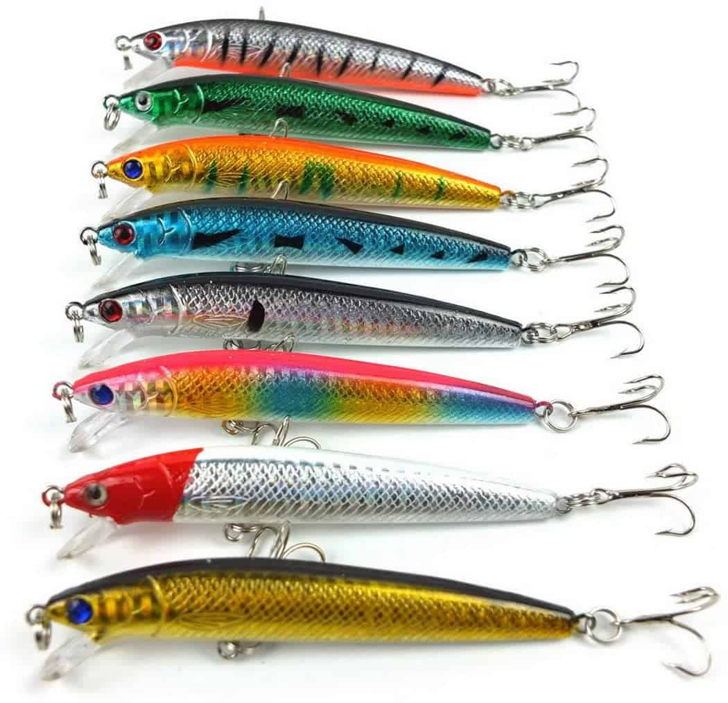 Minnow Fishing Lure by Aorace