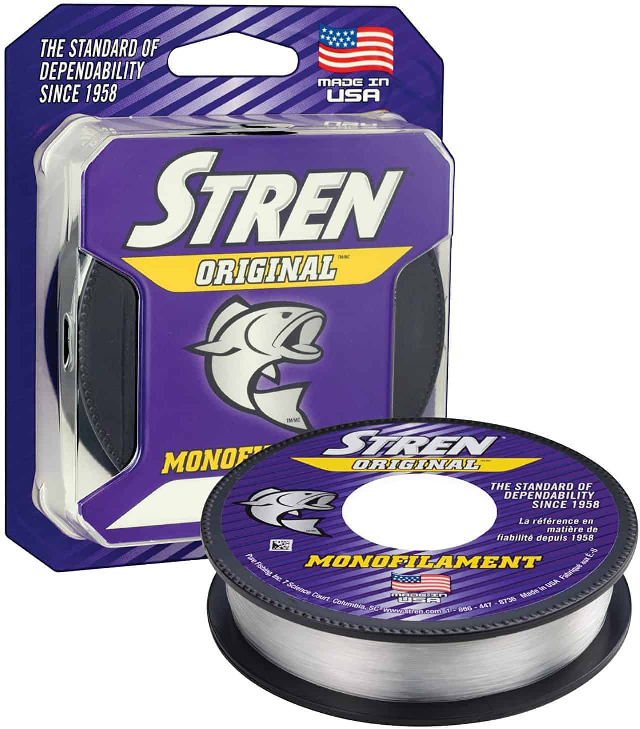 Original Monofilament Fishing Line by Stren