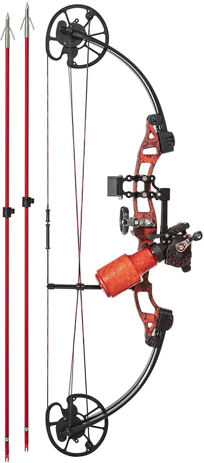 Ready-to-Fish Bowfishing Bow by Cajun