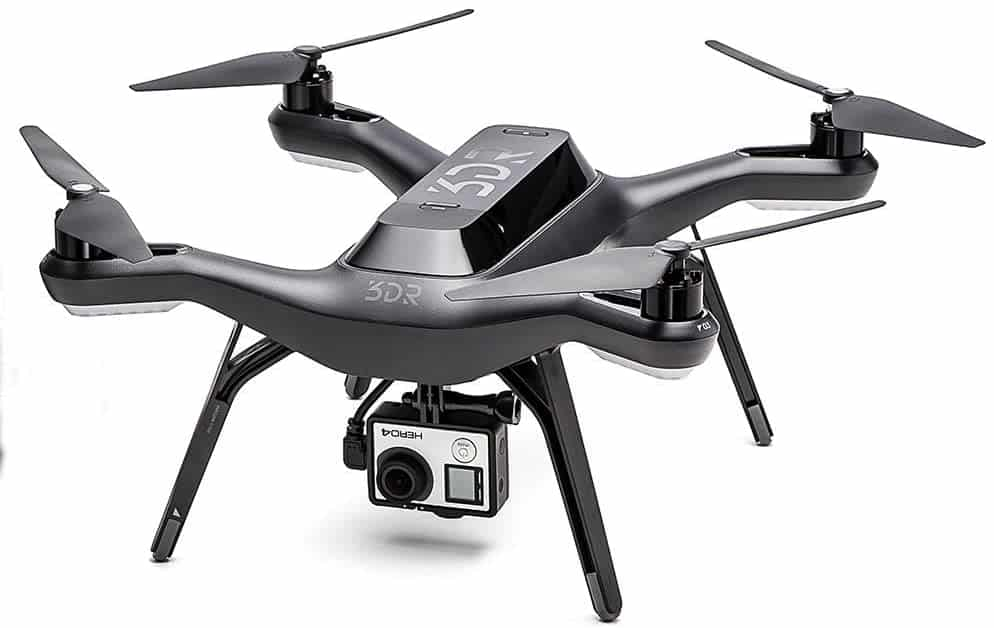 Solo Quadcopter Without Gimbal by 3DR