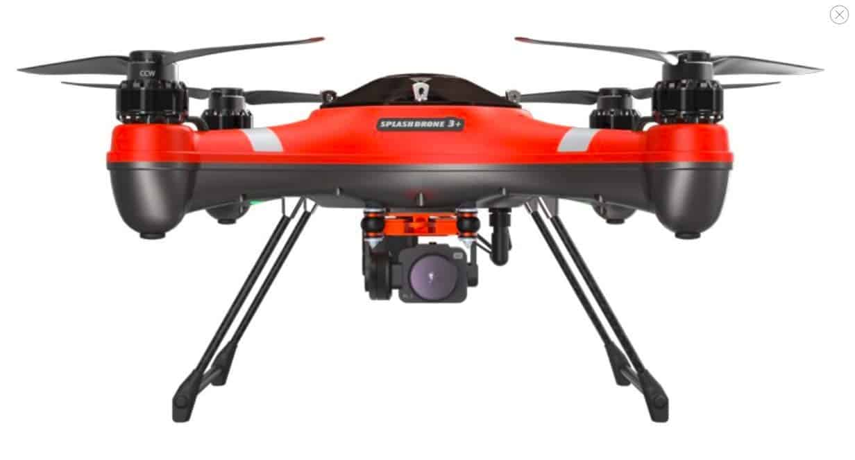 Splash Drone 3 PL3, by Swellpro